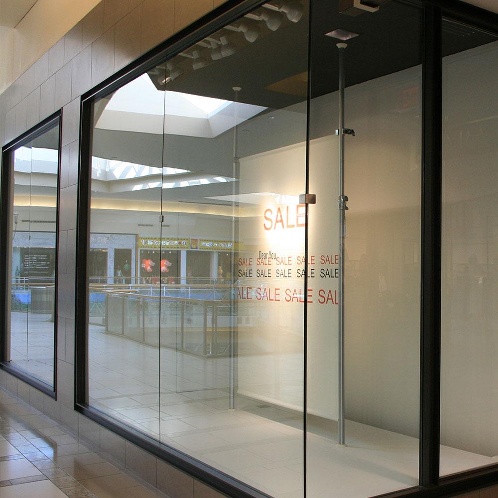 Storefront windows Miami Hollywood FL